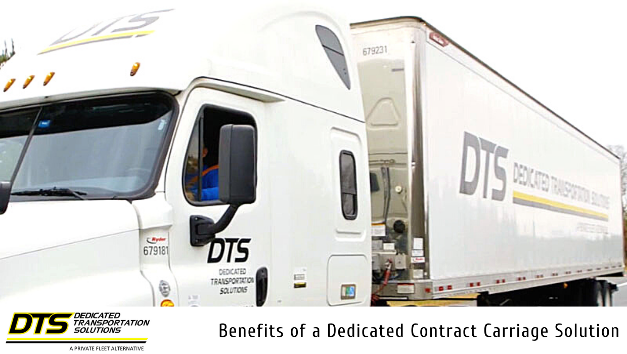 A Dedicated Contract Carriage Solution