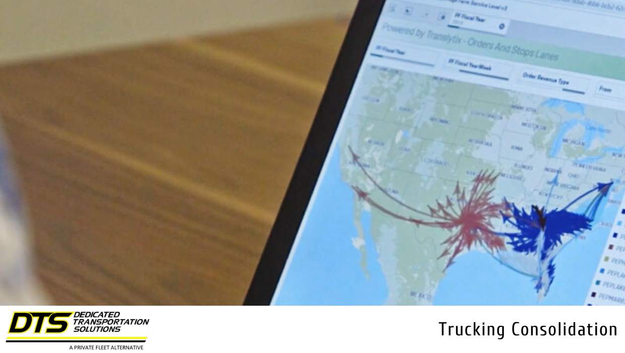 Trucking Consolidation | DTS The Private Fleet Alternative